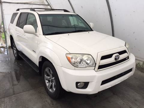 2006 Toyota 4Runner for sale at Clarksville Auto Sales in Clarksville TN