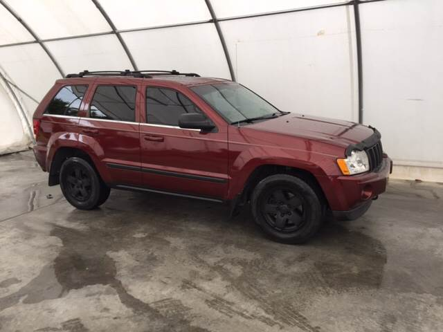 2007 Jeep Grand Cherokee for sale at Clarksville Auto Sales in Clarksville TN
