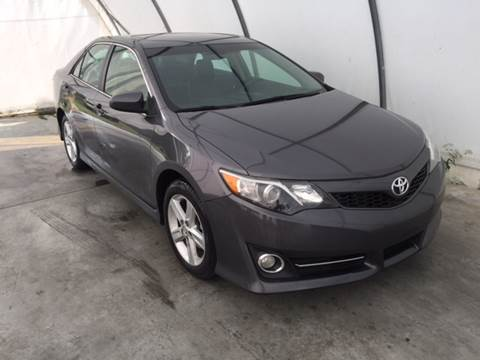 2014 Toyota Camry for sale at Clarksville Auto Sales in Clarksville TN