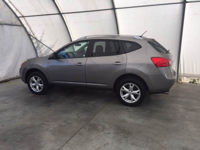 2009 Nissan Rogue for sale at Clarksville Auto Sales in Clarksville TN