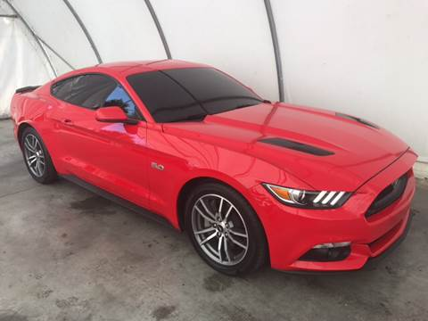 2015 Ford Mustang for sale at Clarksville Auto Sales in Clarksville TN