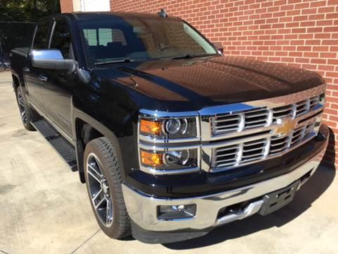 2015 Chevrolet Silverado 1500 for sale in Clarksville, TN