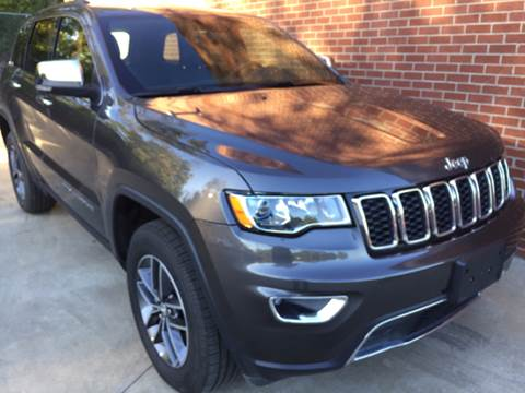 2017 Jeep Grand Cherokee for sale in Clarksville, TN