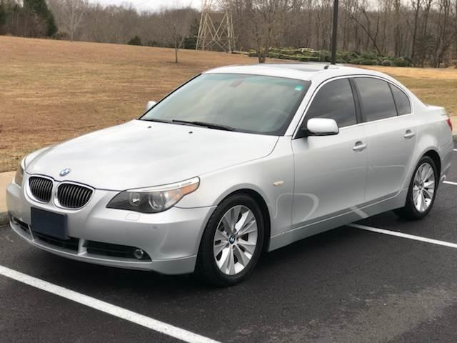 2006 BMW 5 Series 550i - Clarksville Auto Sales