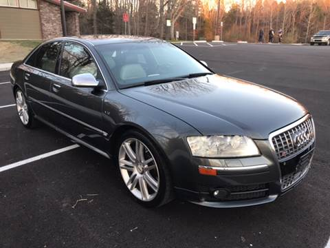 Audi S For Sale In Maine Carsforsalecom - 2007 audi s8