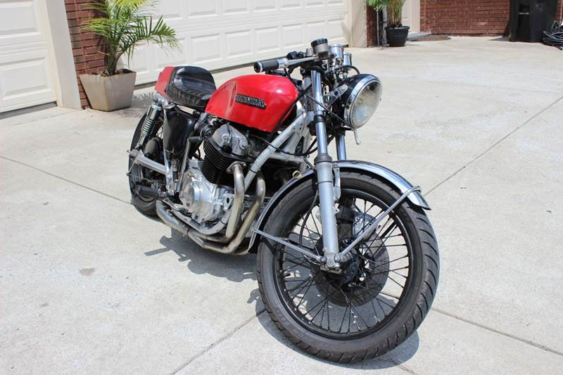 1975 Honda 750 Cafe Racer for sale at Clarksville Auto Sales in Clarksville TN