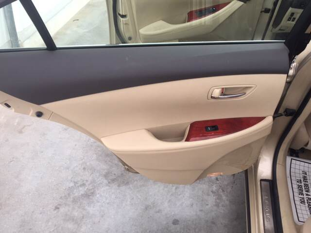2007 Lexus ES 350 for sale at Clarksville Auto Sales in Clarksville TN