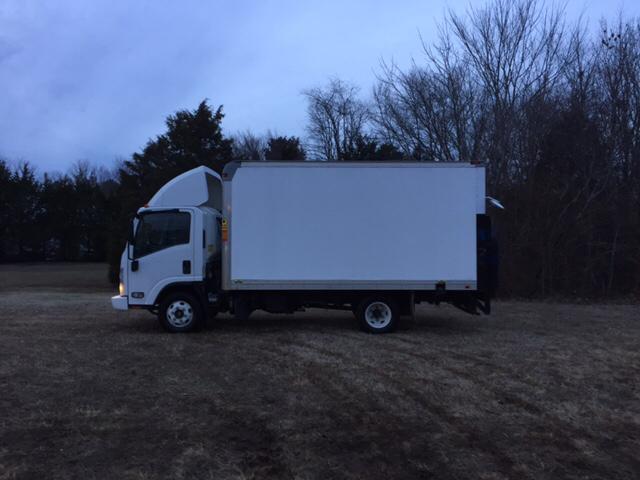 2011 Isuzu NPR HD for sale at Clarksville Auto Sales in Clarksville TN