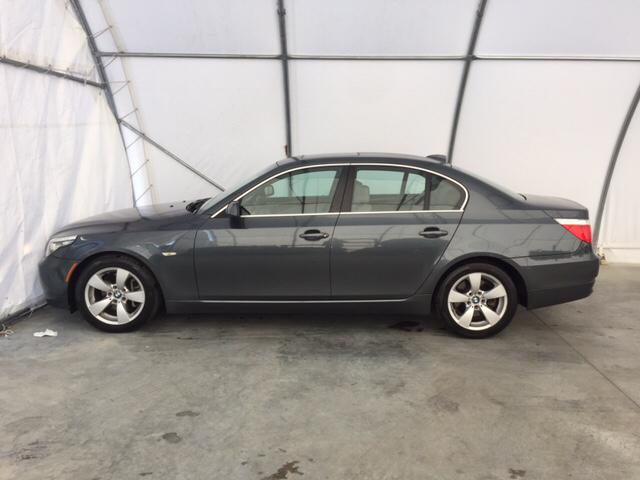 2008 BMW 5 Series for sale at Clarksville Auto Sales in Clarksville TN