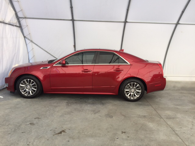 2011 Cadillac CTS for sale at Clarksville Auto Sales in Clarksville TN