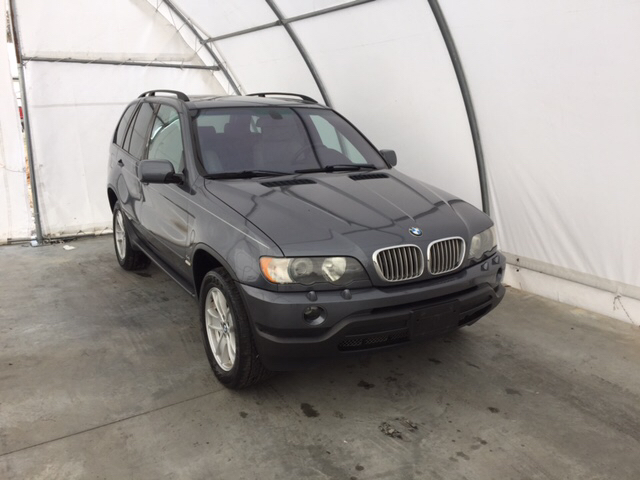 2002 BMW X5 for sale at Clarksville Auto Sales in Clarksville TN