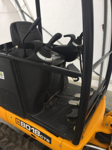 2015 Jcb 8018 Cts for sale at Clarksville Auto Sales in Clarksville TN