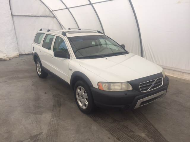 2005 Volvo XC70 for sale at Clarksville Auto Sales in Clarksville TN