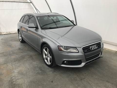 2009 Audi A4 for sale at Clarksville Auto Sales in Clarksville TN