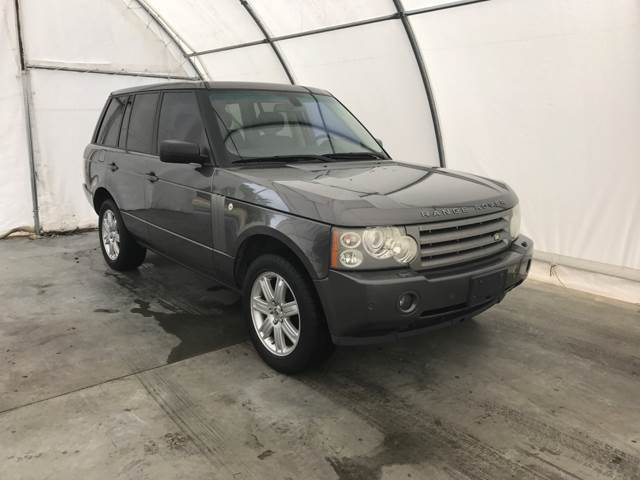 2006 Land Rover Range Rover for sale at Clarksville Auto Sales in Clarksville TN