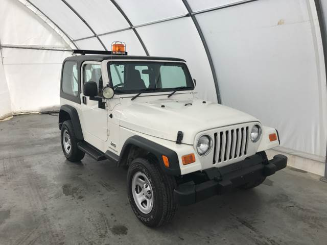 2004 Jeep Wrangler for sale at Clarksville Auto Sales in Clarksville TN