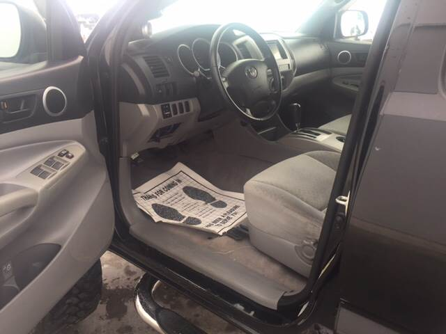 2006 Toyota Tacoma for sale at Clarksville Auto Sales in Clarksville TN