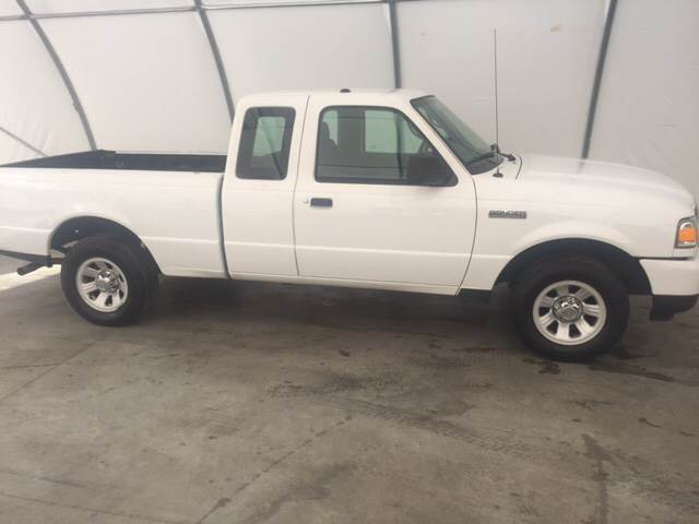 2009 Ford Ranger for sale at Clarksville Auto Sales in Clarksville TN