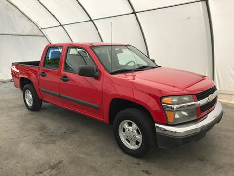 2006 Chevrolet Colorado for sale at Clarksville Auto Sales in Clarksville TN