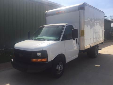 2012 Chevrolet Express Cutaway for sale at Clarksville Auto Sales in Clarksville TN