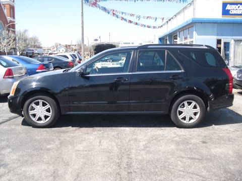 2004 Cadillac SRX for sale in Lima, OH