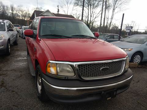 2001 Ford F-150 for sale in Macon, GA