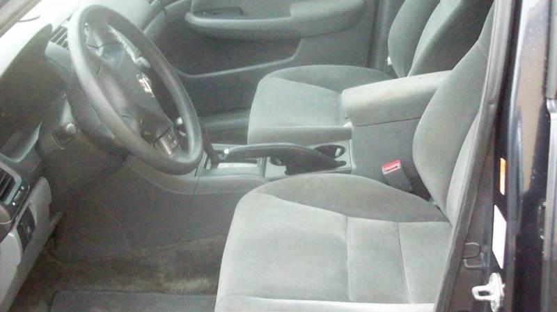 2007 Honda Accord Special Edition V-6 4dr Sedan - Macon GA