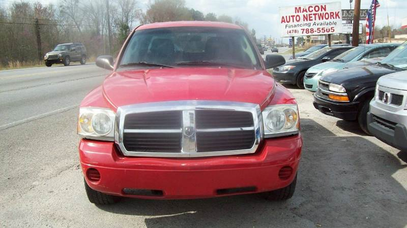 2006 Dodge Dakota ST 4dr Quad Cab SB - Macon GA