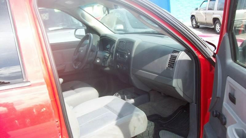2006 Dodge Dakota ST 4dr Quad Cab SB - Macon GA