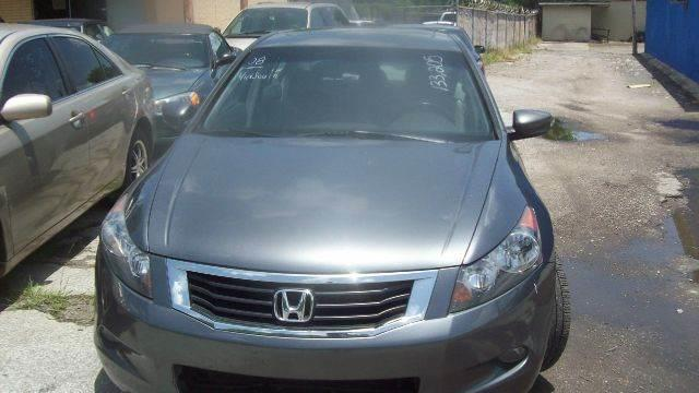 2008 Honda Accord EX-L V6 4dr Sedan 5A - Macon GA
