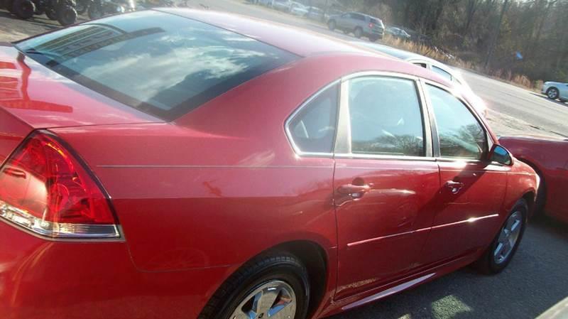 2011 Chevrolet Impala LT Fleet 4dr Sedan w/2FL - Macon GA