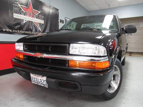 1999 Chevrolet S-10 for sale in Temecula, CA