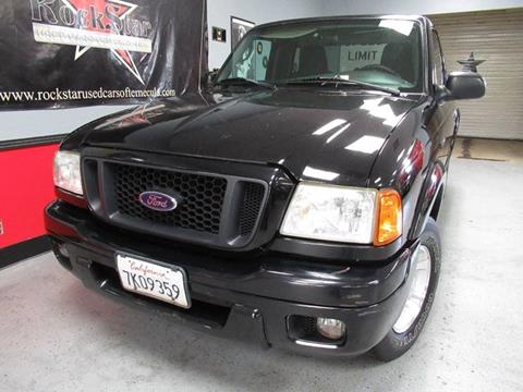 2004 Ford Ranger for sale in Temecula, CA