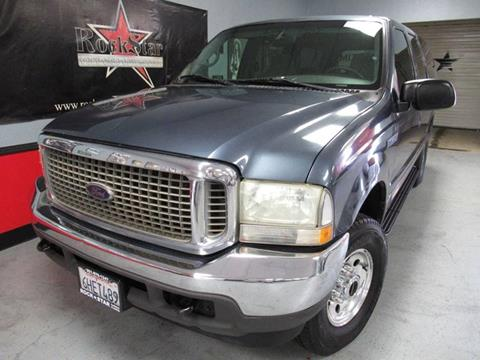 2002 Ford Excursion for sale in Temecula, CA