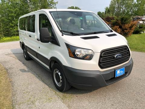 2015 Ford Transit Passenger for sale in Williston, VT