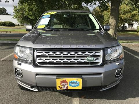 2013 Land Rover LR2 for sale in Malden, MA