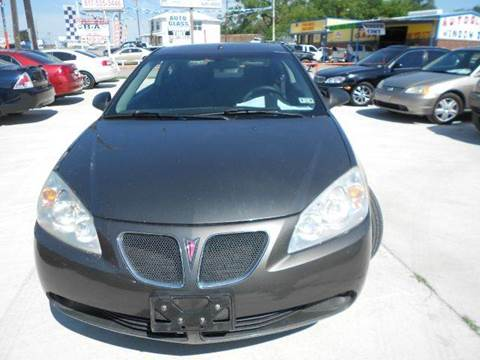 2006 Pontiac G6 for sale at Car Depot in Fort Worth TX