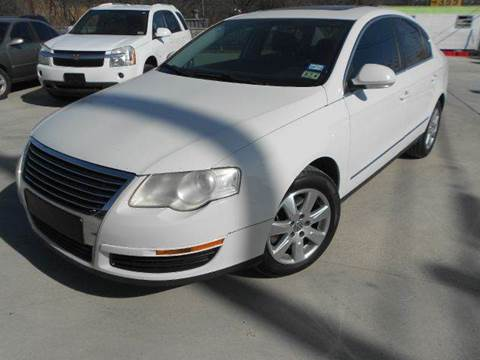 2006 Volkswagen Passat for sale at Car Depot in Fort Worth TX