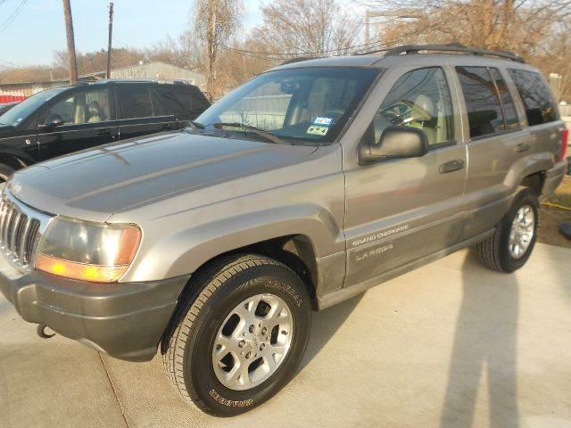 1999 Jeep Grand Cherokee Laredo 4WD   Fort Worth TX