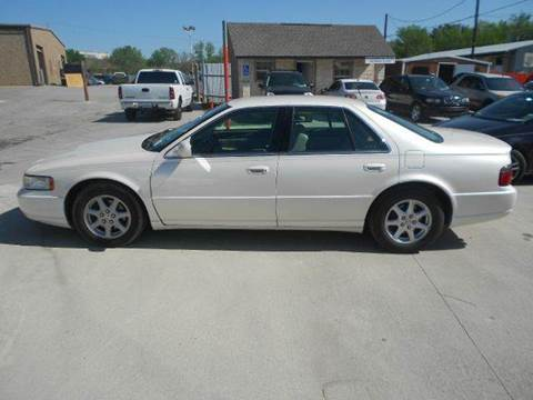 2003 Cadillac Seville for sale at Car Depot in Fort Worth TX