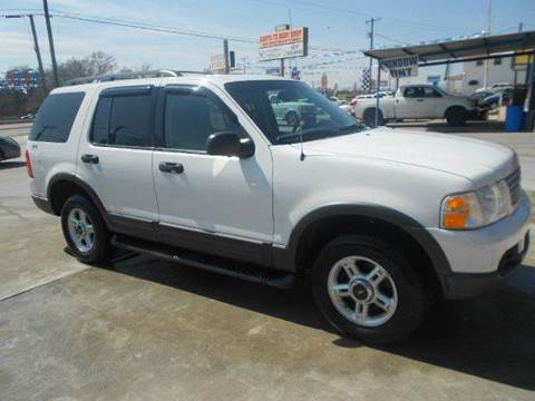 2003 Ford Explorer for sale at Car Depot in Fort Worth TX