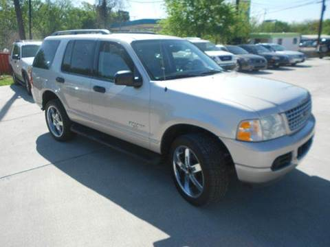 2004 Ford Explorer for sale at Car Depot in Fort Worth TX