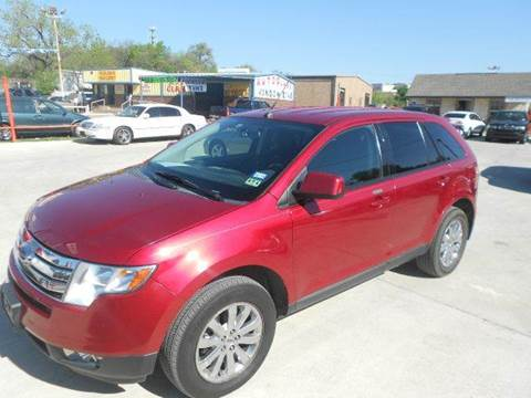 2007 Ford Edge for sale at Car Depot in Fort Worth TX
