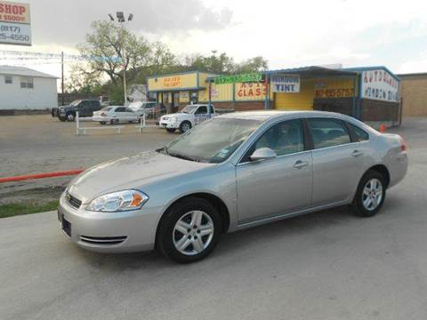 2008 Chevrolet Impala for sale at CARDEPOT in Fort Worth TX