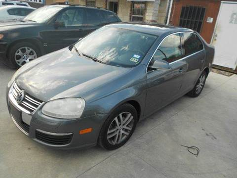 2005 Volkswagen Jetta for sale at Car Depot in Fort Worth TX