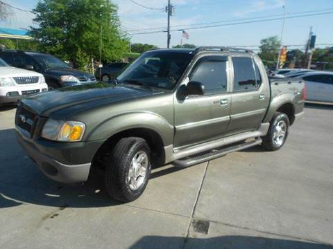 2003 Ford Explorer Sport Trac for sale at Car Depot in Fort Worth TX