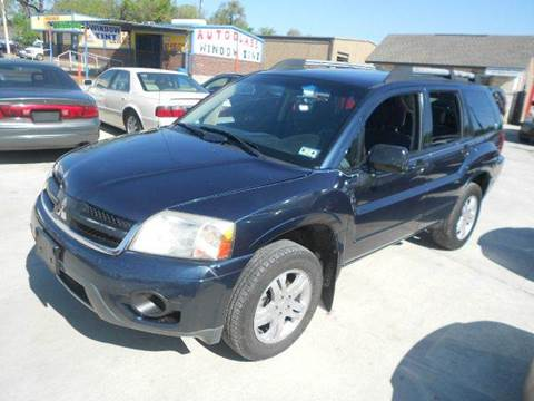 2006 Mitsubishi Endeavor for sale at CARDEPOT in Fort Worth TX