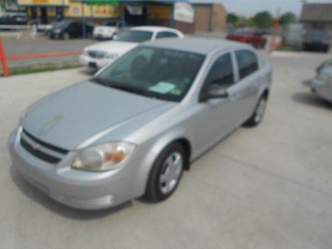 2006 Chevrolet Cobalt for sale at Car Depot in Fort Worth TX