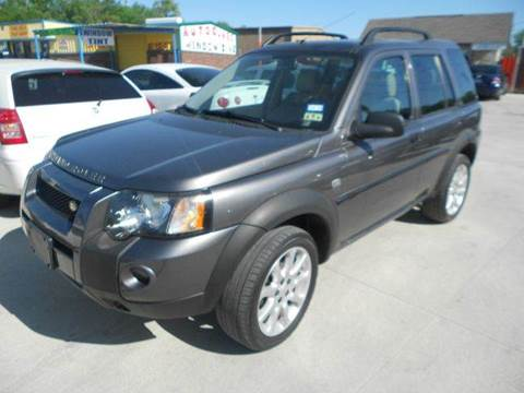2005 Land Rover Freelander for sale at Car Depot in Fort Worth TX