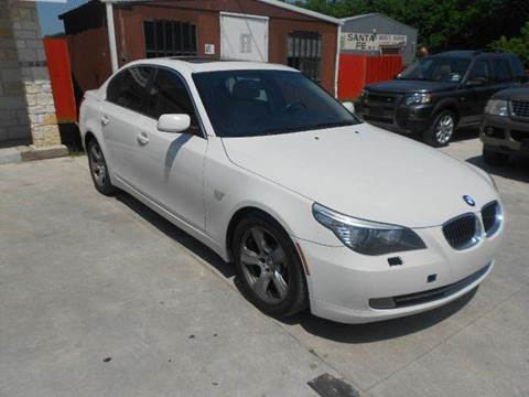 2008 BMW 5 Series for sale at Car Depot in Fort Worth TX